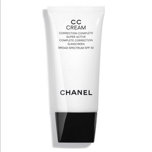 chanel cc cream shade 50